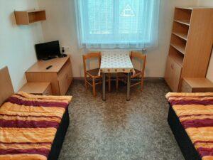 Ubytování - 2 lůžka